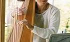 Harpist, Anne Paus