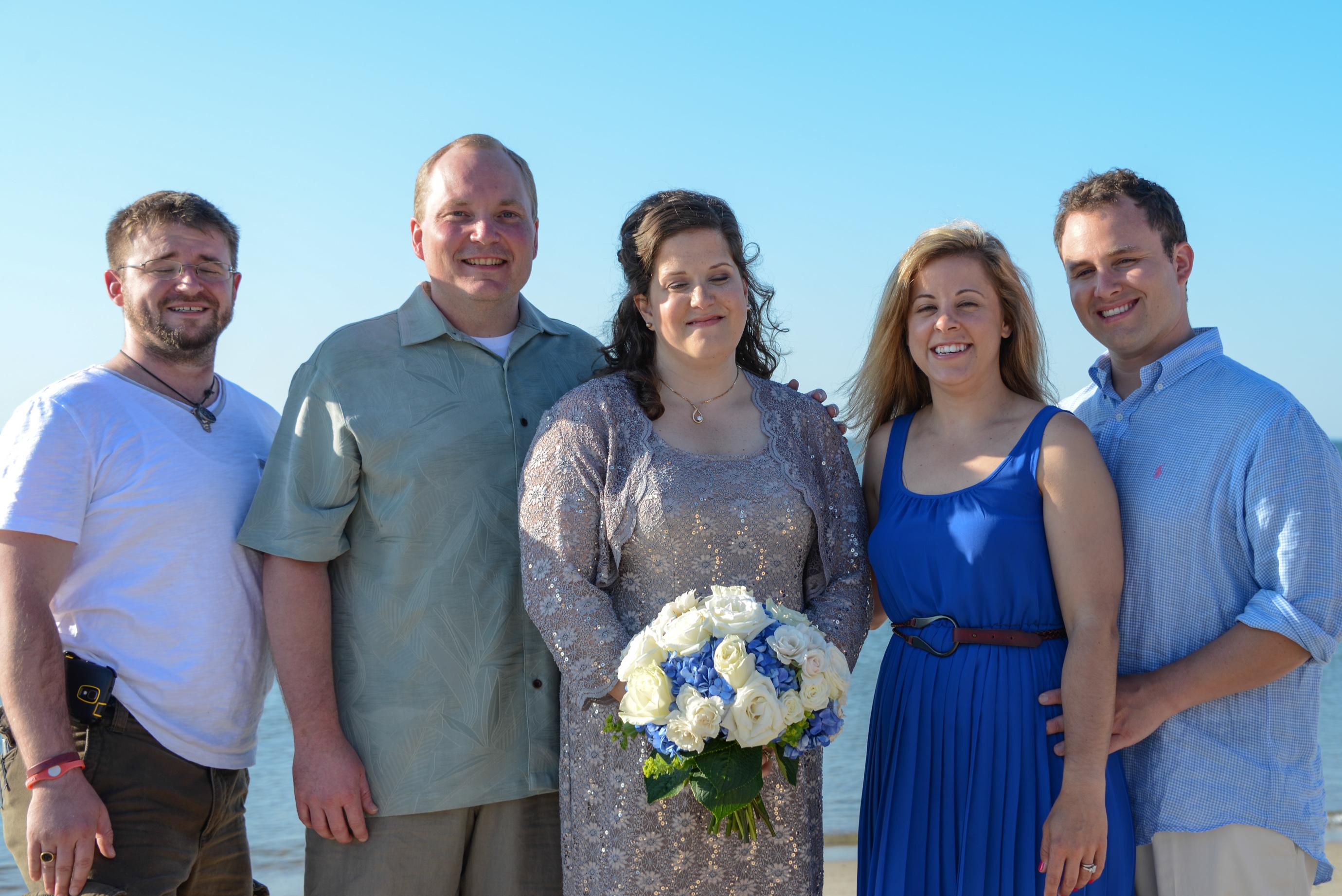 Our precious family!