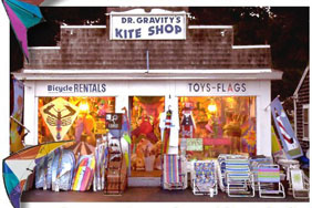 Dr. Gravity Kite and Toy Shop