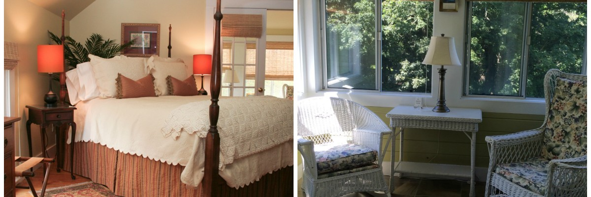 Barnstable Room – Sophisticated with Sunporch