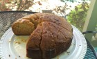Orange Nut Tea cake Recipe for our afternoon tea at the Captain Freeman Inn