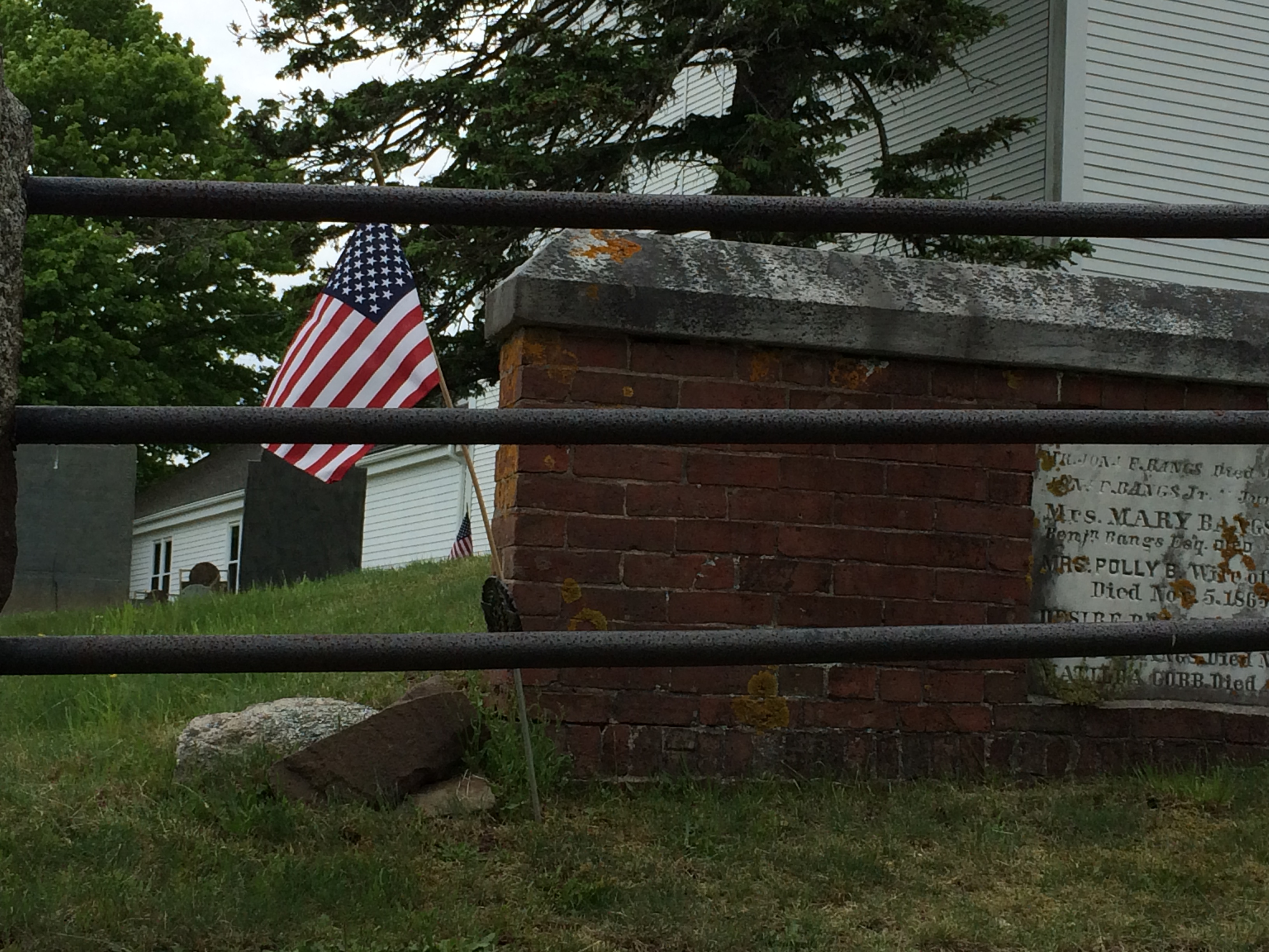 First Unitarian Cemetery