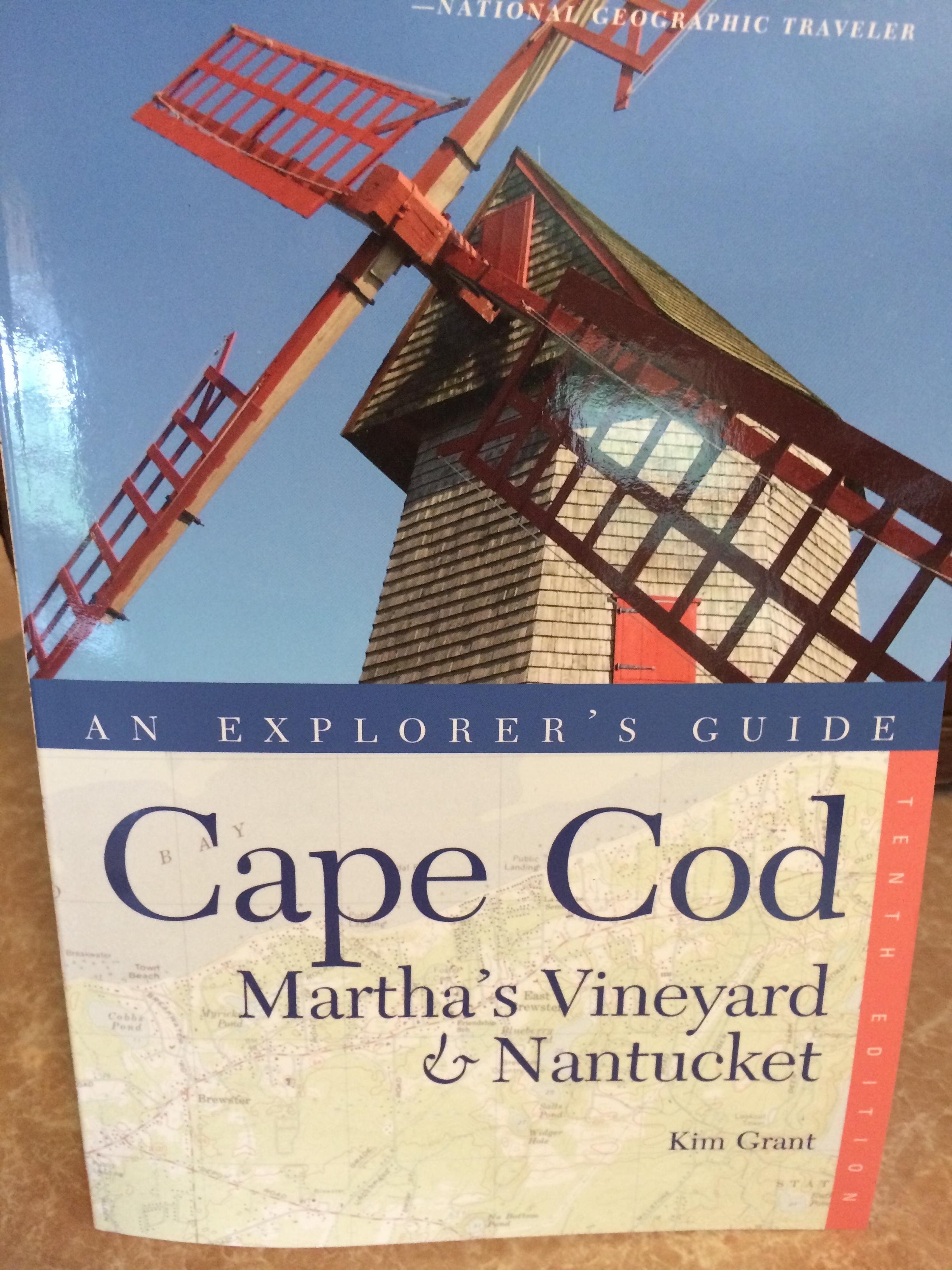 Cape Cod Explorer's Guide