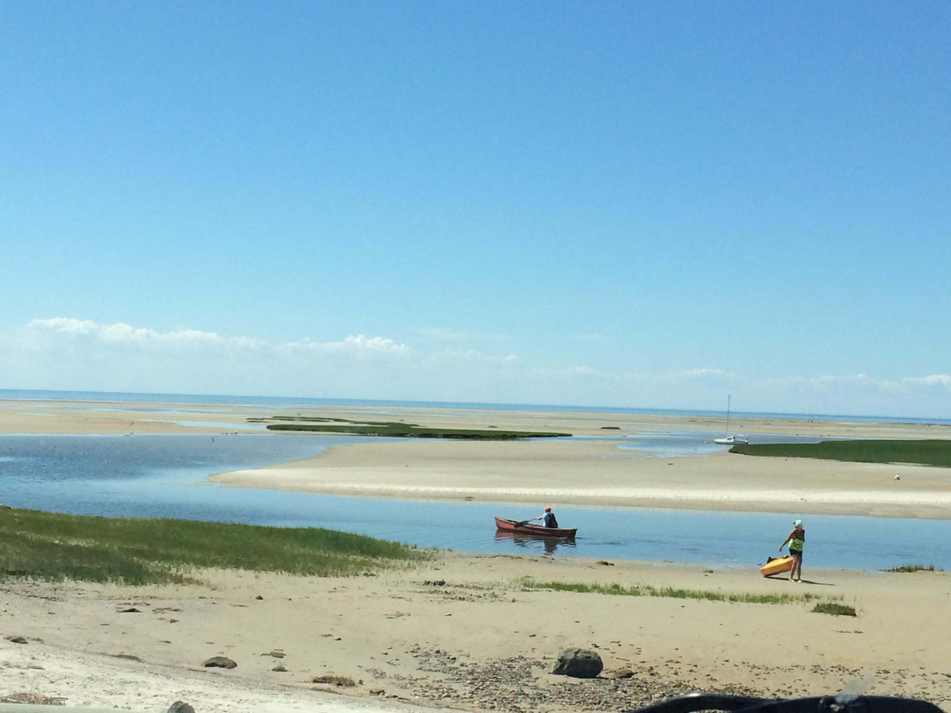 Boat Meadow Bay Beach