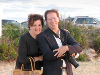 Your Innkeepers - Donna and Byron Cain