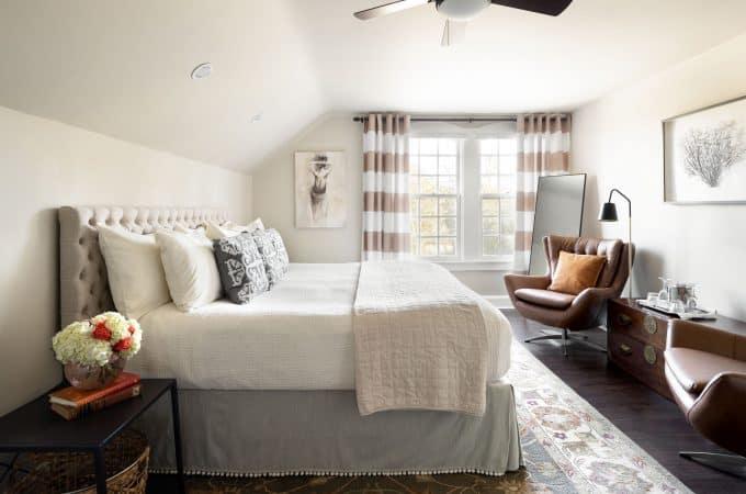 Truro Room Bed