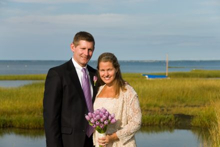Cape Cod beach elopement