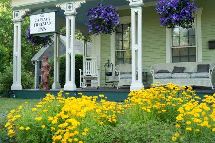 April Book Review | Captain Freeman Inn