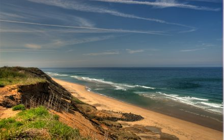Cliffs at Marconi Beach