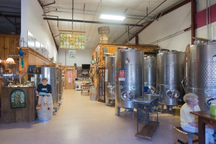 Cape Cod Crush Winery