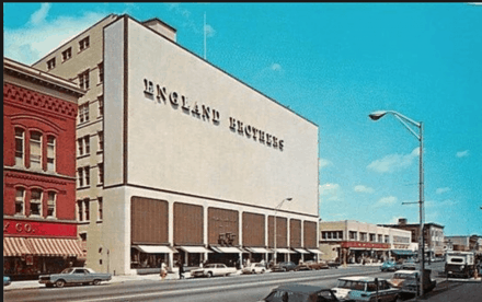 England Brothers in Pittsfield