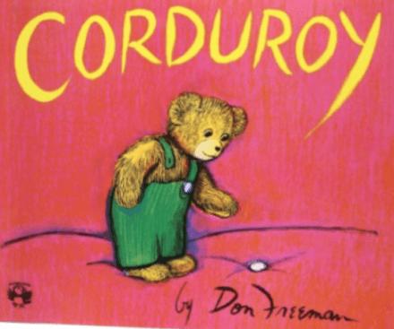 Corduroy Book by Don Freeman