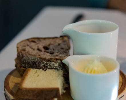 Bread plate from Vers