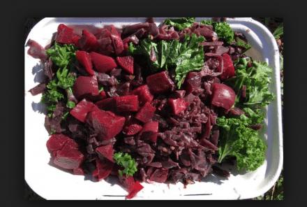 beet salad from Karma