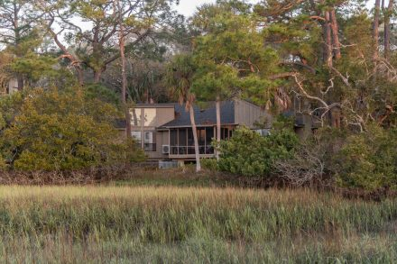 Our Marshside home on Fripp Island