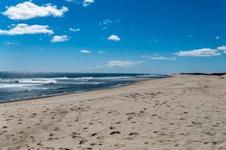 Nauset Beach on Cape Cod