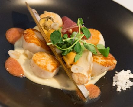 Scallop dish form Vers
