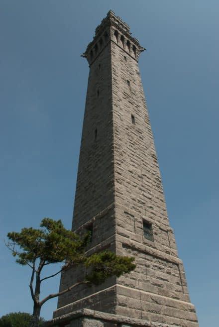 Pilgrim Monument in P'town