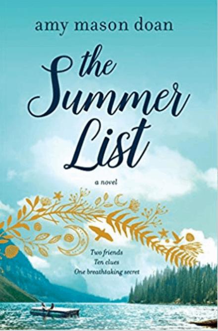 The Summer List by Amy Mason Doan