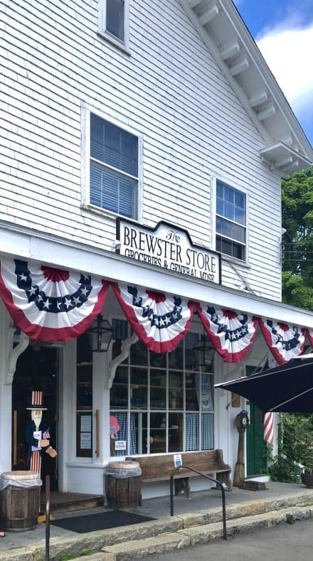 Brewster Store exterior